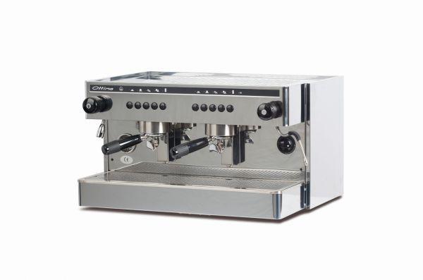Cafeteras Industriales Profesionales Quality Espresso Ottima 2 y 3 Grupos
