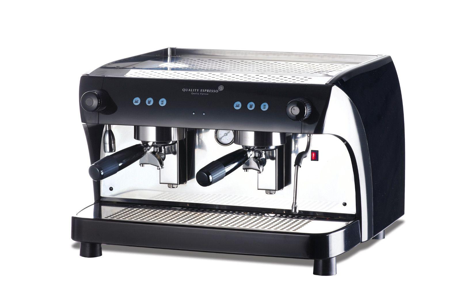 Cafeteras Industriales Profesionales Quality Espresso Ruby