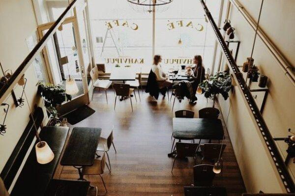 mobiliario bar cafeteria restaurante