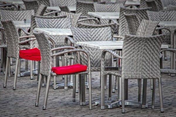 mobiliario para jardín terraza exterior